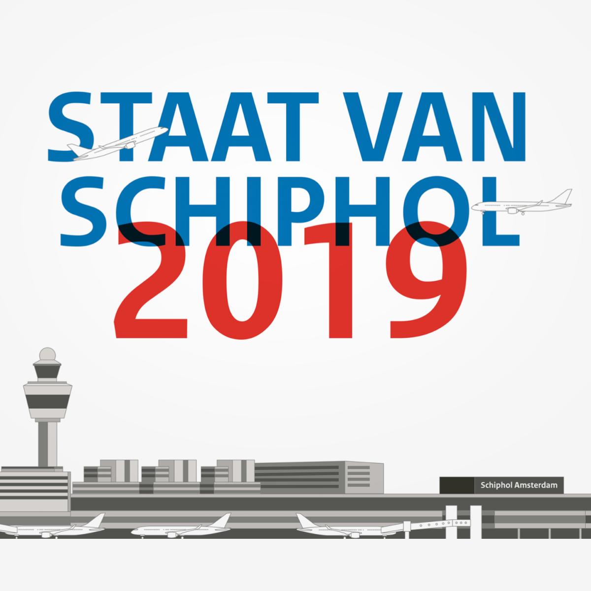 Staat van Schiphol 2019